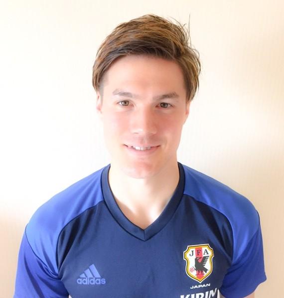 サッカー日本代表の酒井高徳選手
