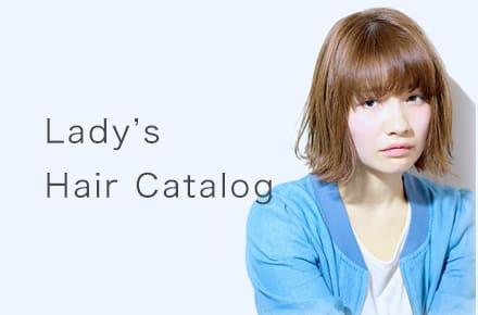 ladys hair catalog